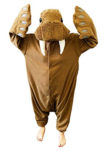 Walrus Kigurumi - Adults Costume