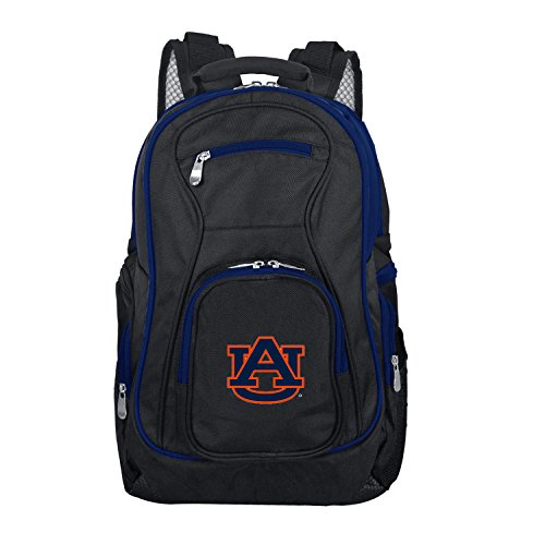 NCAA Auburn Tigers Colored Trim Premium Laptop Backpack
