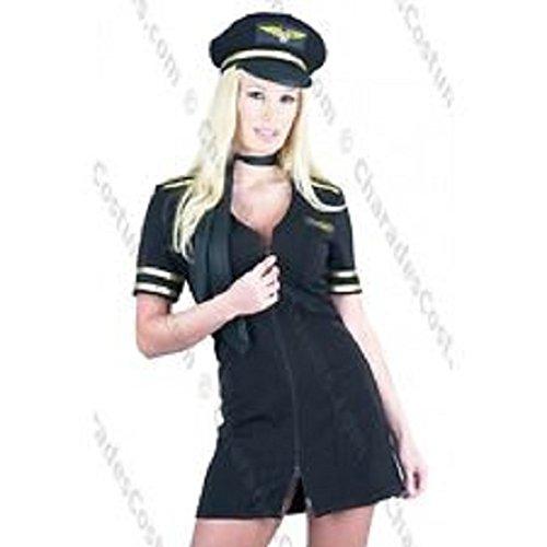 Mile  (Mile High Captain Costume)