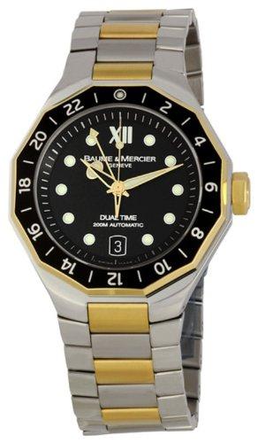 Baume & Mercier Men's 8781 Riviera Two-Tone Automatic Watch