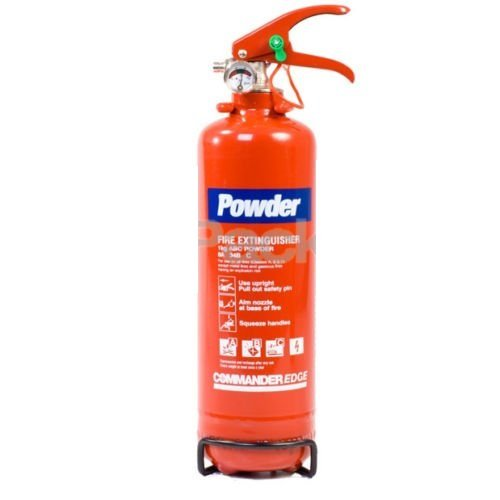 Multi Bargains Offer : 1KG POWDER ABC FIRE EXTINGUISHER HOUSE CAR BOAT OFFICE Safty & Security