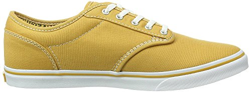 Vans Women's Atwood Low Fashion Sneakers Shoes Cheetah Gold in China cheap price enjoy sale online buy cheap good selling sale outlet in China jHxCouIC3j