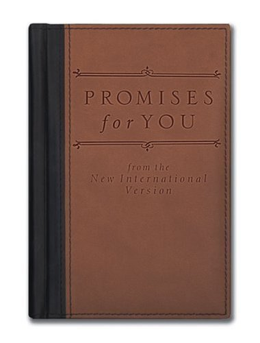 Download Promises for You Deluxe: from the New International Version pdf