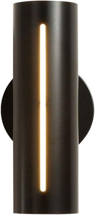 LED Luces de Pared Sola Cabeza con Pantalla de Metal, Soporte de ...