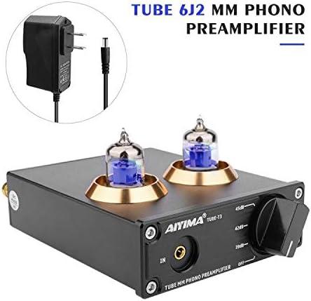 Amazon.com: AIYIMA DC12V HiFi 6J2 Tubo MM Phono ...