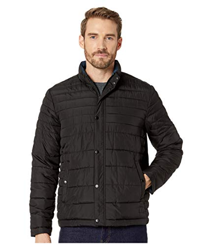 Reaction Kenneth Cole Men's Matte Packable Down Jacket Black X-Large (Kenneth Cole Reaction Down Coat)