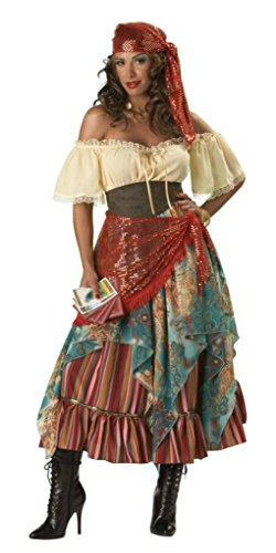 Incharacter Fortune Teller Adult Costume - X-Large