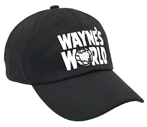 4d93da60 Wayne's World Hat Cap Waynes World Dad Hat Wayne Movie Baseball Cap ...