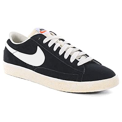 outlet online classic style various colors Nike Blazer Low PRM VNTG Mens Trainers 443903 Sneakers Shoes ...