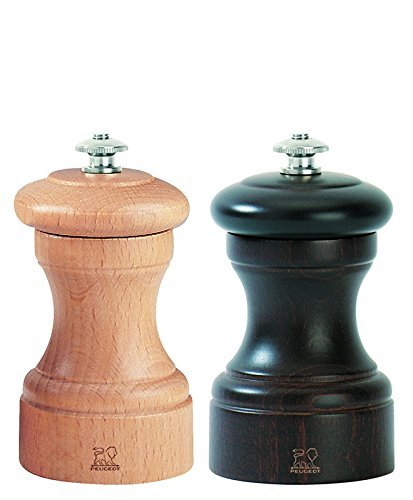Peugeot Bistro - Peugeot Bistro 4 Inches / 10 cm Salt and Pepper Mill Set 9800 / 22594