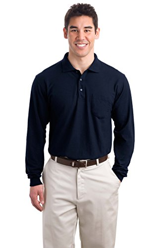 big-mens-silk-touchtm-long-sleeve-sport-shirt-with-pocket-by-port-authorityr-medium-navy-