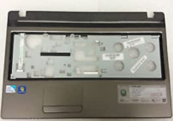 R9702.001 refacción para notebook - Componente para ordenador portátil (Top case, Acer, 5750, 5750Z) Negro, Plata: Amazon.es: Informática