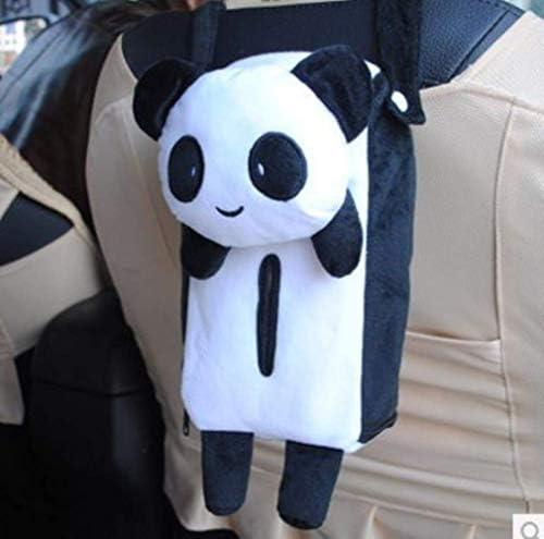 Chuihui Kreative netten Neuheit-Karikatur-Tiere Panda-Bären-Kaninchen-Wand Sitz Hang Tissue-Boxen Fall Auto-Haus-Raum Restaurant Dekor Hallo, wie das Foto Geeignet für jede Szene