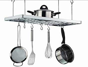 Decken hängeregal küche  Deckengitter Bill: Amazon.de: Küche & Haushalt
