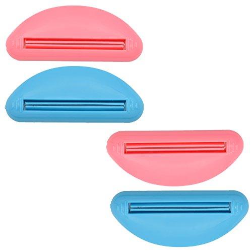 COSMOS Plastic Squeezer Toothpaste Dispenser