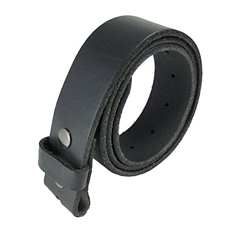 Black Removable Buckle Belt - 1