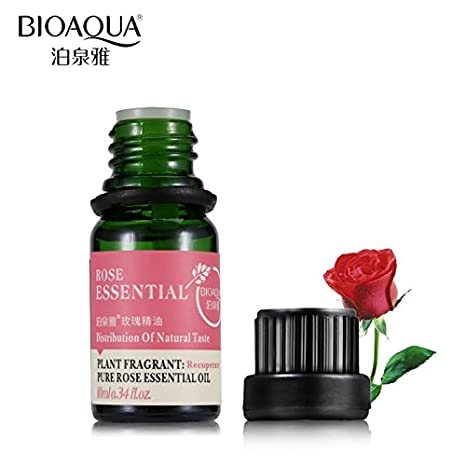 Buy BIOAQUA Brand Rose Pure Essential Oil Natural Plant