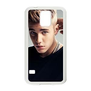 DAZHAHUI Justin Bieber Cell Phone Case for Samsung Galaxy S5