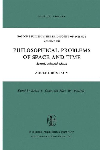 Philosophical Problems of Space and Time: Second, enlarged edition (Boston Studies in the Philosophy and History of Science)