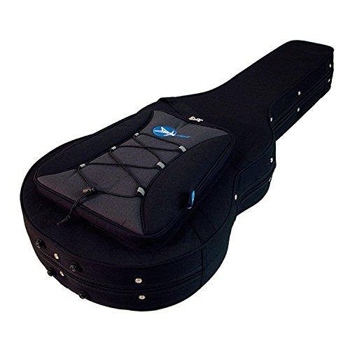 (ProRockGear Armourguard Light Weight Polyfoam Guitar Case, 335 Style)