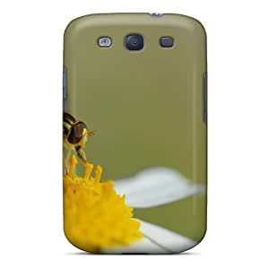 Brand New Defender For Case Samsung Note 4 Cover(animals Hoverfly Sphaerophoria)