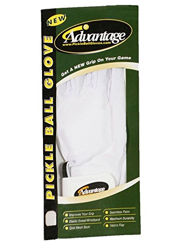 Advantage Pickleball Unisex Glove Half Finger Left Hand M