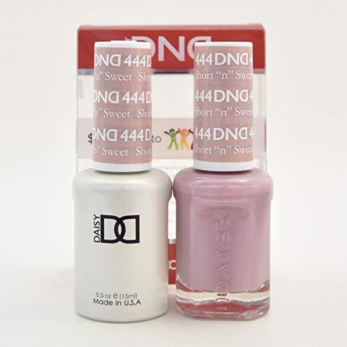 DND *Duo Gel* (Gel & Matching Polish) Fall Set 444 - Short