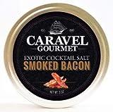 Caravel Gourmet Salt Cccktatil Exotic Smoked Bacon 5.0 OZ (Pack of 6)
