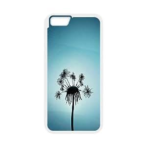IPhone 6 Cases Dandelion 3s, Iphone 6 Case Cute - [White] Okaycosama