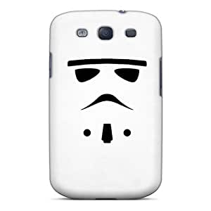 Galaxy S3 Case, Premium Protective Case With Awesome Look - Storm Trooper