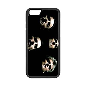iPhone 6 4.7 Inch Cell Phone Case Black Queen Band mwbn