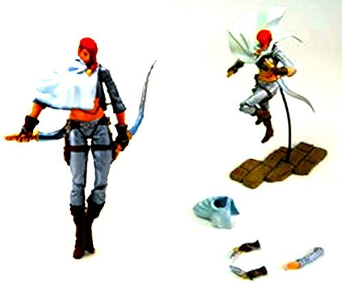 Kt Figure Collection (KT Figure Collection Devil May Cry 2 Mini Action Figure Lucia separately)