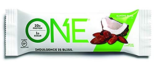 One Bar Almond Bliss (Pack of 36)