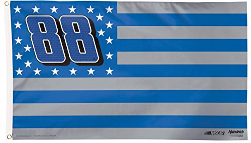 NASCAR Dale Earnhardt Jr. #88 Deluxe Flag by Nascar