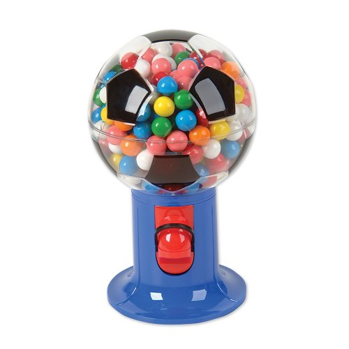 Baseball Candy Dispensers (Soccer Snack Candy and Gumball Dispenser (Gumball Machine))