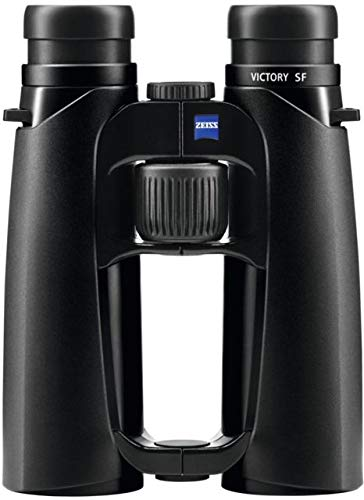 Zeiss 10x42 Victory SF Binocular with LotuTec Protective Coating (Black)