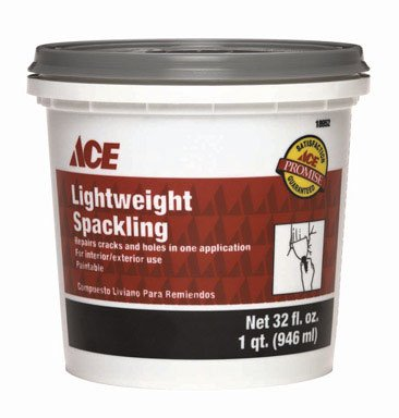 (Ace Ready to Use Spackling Compound 1 qt. For Drywall)