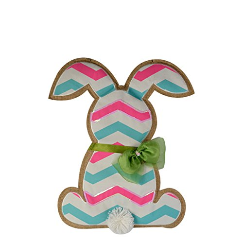 (Easter Door Decorations - Easter Bunny Large 21 Size - Colorful, Long-Lasting Design - Easter Door)