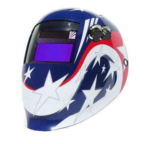 ArcOne 5000V-1170 Python Welding Helmet with 5000V Shade Master Auto-Darkening Filter, Spirit