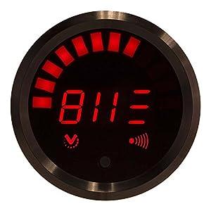 VEI Systems remote Valentine-1(tm) radar display (red/black)
