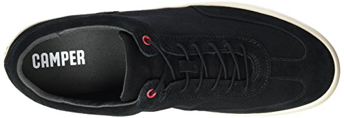 Camper Herren Pursuit Sneakers Schwarz (nero 007)
