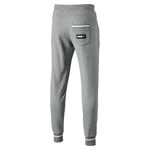 Athletics S Medium Puma Gray Uomo Cl Heather Tuta Pantaloni Tr Fd0B7B5qw