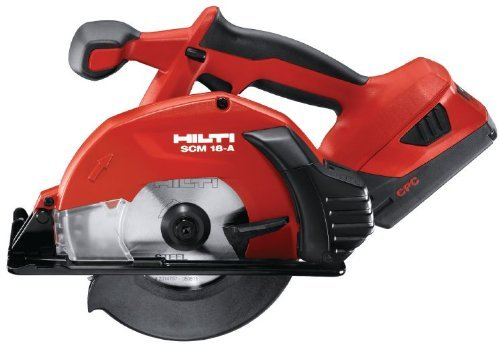 Hilti 3490102 SCM 18 Cordless Circular Saw