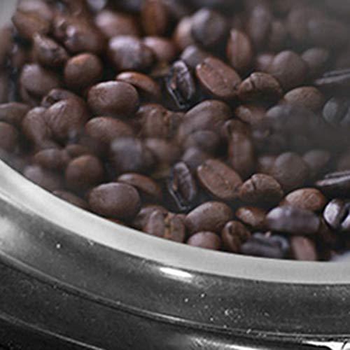 Gyswshh Household Electric Coffee Bean Soybean Grinder Herbs Miller Milling Machine Tool BlackEU Plug by Gyswshh (Image #8)
