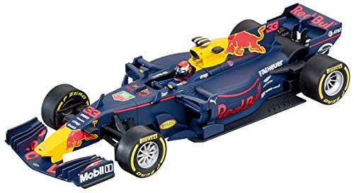 - Carrera 27562 Red Bull Racing TAG Heuer RB13 M. Verstappen 1:32 Scale Analog Evolution Slot Car Racing Vehicle