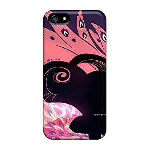 Defender For SamSung Galaxy S4 Phone Case Cover Pink Peacock Pattern