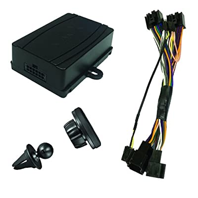 Image of Bluetooth Car Kits CRUX BTGM-33 Bluetooth Handsfree with Music Streaming for Select GM Vehicles