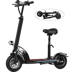 41%2BPZP6wkPL. SS300 Scooter elettrico TYXTYX Adulti Monopattino Elettrico,Display LCD,80-100km di autonomia,velocità Fino a 40km/h…