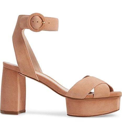 Weitzman Poudre Stuart MOARE Heel 10 XL15034 PE18 Femmes Chaussures Noir aqqOd