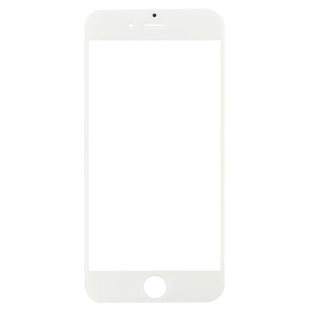 iPhone 6 6s Screen Replacement Glass Lens Repair Kit Broken Tools (White)
